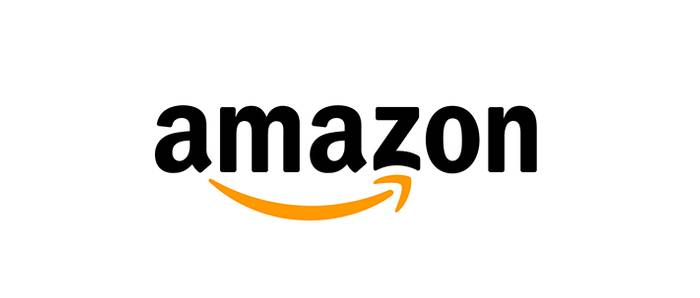 Amazon logo print screen
