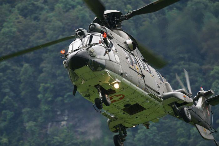 Elicopter militar armata