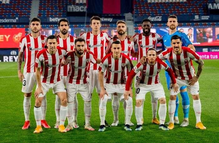 Formatia echipa Athletic Bilbao poze de grup