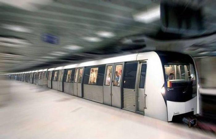 Tren de metrou Metrorex
