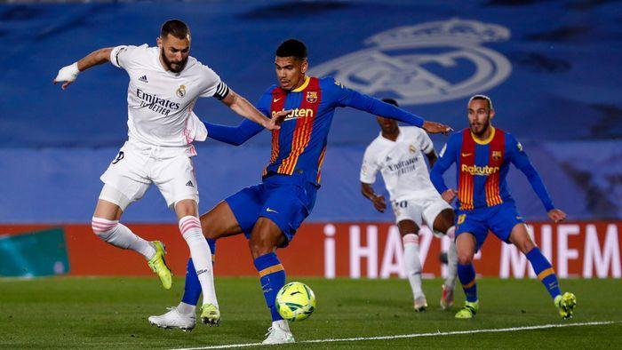 El Clasico intre Real Madrid si FC Barcelona