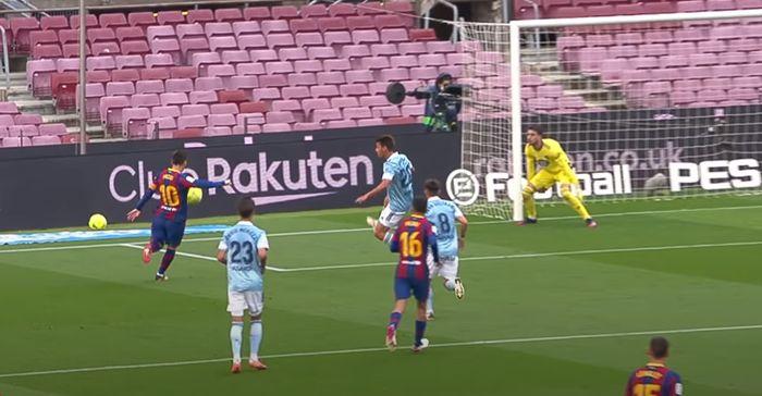 FC Barcelona vs Celta Vigo penultima etapa